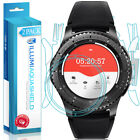2x iLLumi AquaShield Front + Back Panel Protector for Samsung Gear S3 Frontier