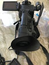 Sony Hvr-Z1U Hdv Camcorder w/Accessories & Tapes