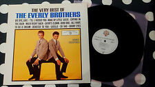 "The Everly Brothers""The Very Best Of The Everly B..""LP Warner B.46008 WS1554 GER"