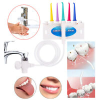 Oral Irrigator Gum SPA Dental Water Jet Flosser Teeth Flossing Toothbrush Set.RZ