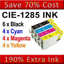 18 Ink cartridges for epson stylus S22 SX125 SX130 SX435W SX235W BX305FW SX425W