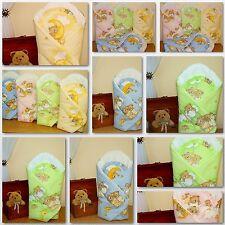 Unbranded 100% Cotton Baby Sleeping Bags & Sleepsacks