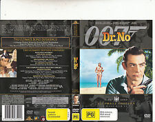 Dr No:007-Sean Connery-1962-[2 Disc]-Movie-DVD
