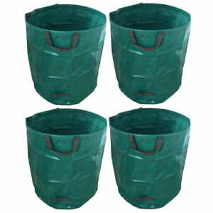 VABIONO ® Gartensack Rasensack Laubsack 270 Liter Müllsack Abfall-Sack 1-6 Stück