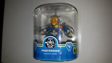 SKYLANDERS SWAP FORCE FREE RANGER Character Toy NEW BOX DAM FIGURE + Code Card