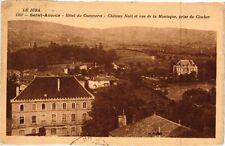 CPA SAINT-AMOUR - Hotel DU Commerce (211826)