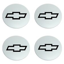 CHEVROLET BOWTIE LOGO WHEEL CENTER CAP VINYL LOGO DECALS NO BACKGROUND(ANY COLOR