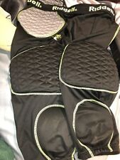 RIDDELL Protect And Perdorm Power Football Girdle 7 Piece Pads Mens Medium