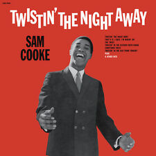 Sam Cooke - Twistin' the Night Away - New Vinyl LP - Pre Order - 4th May