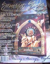 SOMERSET STUDIO * NOVEMBER / DECEMBER 2003 * Paper Arts HOLIDAY