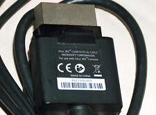 XBOX 360 Video Game Console Composite AV Cable X821376-001 Microsoft Corporation