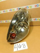 03 04 INFINITI G35 DRIVER Side Used HID Headlight - Front Lamp #468