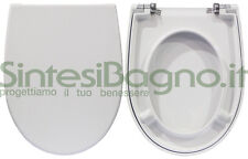 Toilet Seat Catalano WC MUSE 53/56 series. Original type. Soft Close. CATMUSTF