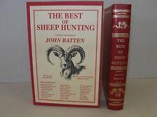 JOHN BATTEN The Best of Sheep Hunting Desert Rams Alaskan Asia Caucasus Canadian