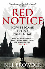 Bill Browder - Red Notice: How I Became Putin's No. 1 Enemy (Paperback)