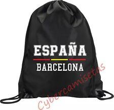 BACKPACK BAG BARCELONA GYM HANDBAG SPORT SPAIN MODEL 1