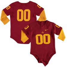 NWT 3-6 Months Iowa State St Football Infant Baby Boy Shirt Outfit Bodysuit 3/6M