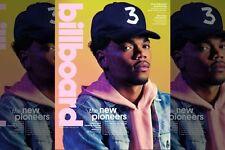Billboard Magazine Chance the Rapper Kanye West Melanie Martinez Kesha SIA NEW