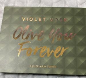 Violet Voss Olive You Forever Eyeshadow Palette 15.6G/0.55oz