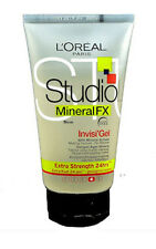 Loreal Studioline Mineral FX Invisi Gel Hair Styling Extra Strength 24hrs 150ml