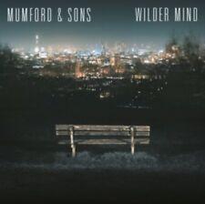MUMFORD AND SONS Wilder Mind CD NEU 2015 Believe The Wolf