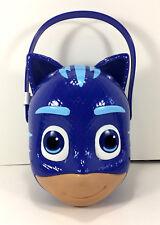 NEW 2017 PJ Masks CATBOY Candy Sand Toy BUCKET Figure Storage Bin Gift Basket