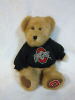 "Boyd's Collegiate Ohio State Bear 11"" Plush Soft Toy Stuffed Animal"