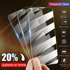 4-Pack iPhone 6 / 7 / 8 Plus Tempered GLASS Screen Protector Bubble Free 11 X XS