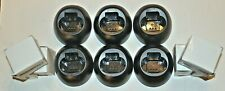 6 Individual Chargers For Motorola Radios  CP100 or XTN series