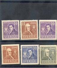 SWEDEN Sc 293-8(MI 272A,B-75A)*F-VF LH 1939 SER $85