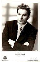 Film Bühne Kino Kolibri-Verlag Schauspieler Actor Photo Porträt v. Rudolf Prack