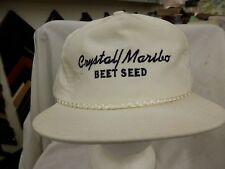 trucker hat baseball cap Crystal Marlbo Beet seed Cool style nice retro snapback