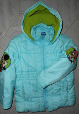 Giubbotto giacca cappotto piumino cappuccio bambina Disney Minnie 8 anni