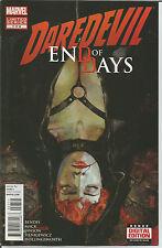 Daredevil End Of Days # 7 *