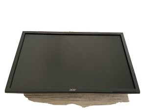 """Acer V246HL 24"""" LCD Monitor Display Full HD No Stand Preowned"""