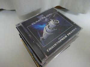 Christopher Franke-Babylon 5 CD Soundtrack .CD MINT Freepost