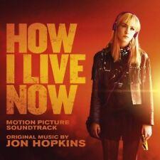 Jon Hopkins - How I Live Now Original Soundtrack [CD]