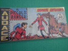 Collana AUDACE il Piccolo Ranger Striscia Fumetto  Anastatica  3°serie N 5 CU
