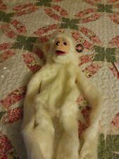 """Vintage Monkey Ape Plush Hand Puppet 33"""" Long Wrap Around Furry Huggems ?I"""