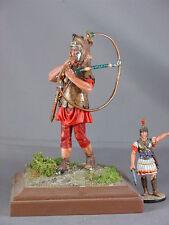 120mm Pegaso Roman Legionary Cornicen Cornu Horn model figure miniature standard
