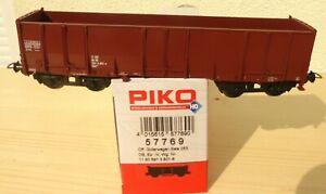 Piko 57769 H0 Wagon de Marchandises Ouvert Eals Le Dr Époque 4 neuwertig' Ovp