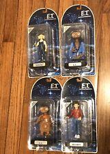 ET (2) Elliot Gertie Set Extra Terrestial Limited Edition TRU Toys R Us  FIGUREs