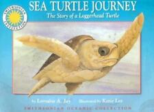 Sea Turtle Journey: Story of a Loggerhead Turtle c1995 VGC Hardcover