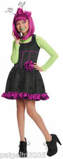 Novi Stars Alie Lectric Child Girl's Halloween Costume Small 4-6