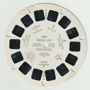 VIEWMASTER REEL: 1901 WINDMILL LAND SOUTH HOLLAND