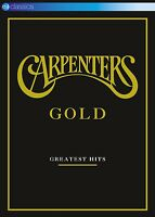 CARPENTERS - GOLD-GREATEST HITS  DVD NEU