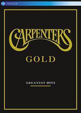 CARPENTERS - GOLD-GREATEST HITS  DVD NEU