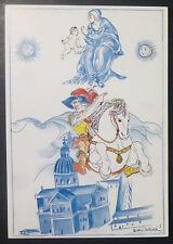 ANNULLO + CARD F.TA N. TEDESCHI - MADONNA GHIARA - REGGIO EMILIA - 1997 NUM.
