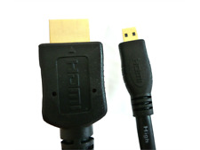 Professional Cable Micro HDMI to HDMI 6-ft Cable for Motorola Droid X HTC EVO