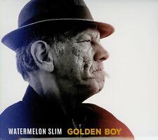 WATERMELON SLIM  golden boy
